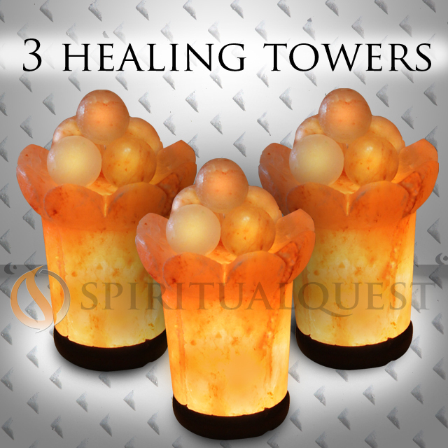 3 pack Himalayan Healing Towers (3)