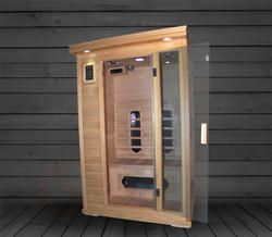 2-Person  Executive Himalayan Salt Sauna