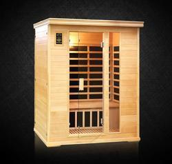Harmony Himalayan Salt Cave Infrared Sauna (3 person) - 50'x48'x75'