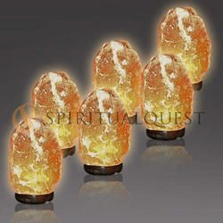 "XL Salt Lamp (11-15 lbs )Tall at 11-15""est"