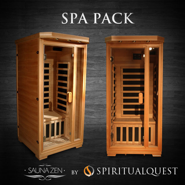 Spa Pack - Two Acappella Salt Caves