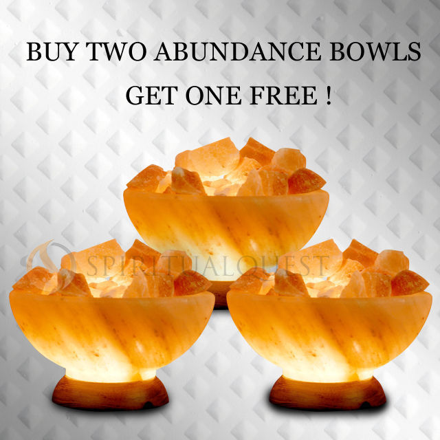 Value Pack - Buy 2 Abundance Bowls, Get 1 Free!