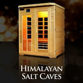 Himalayan Salt Caves