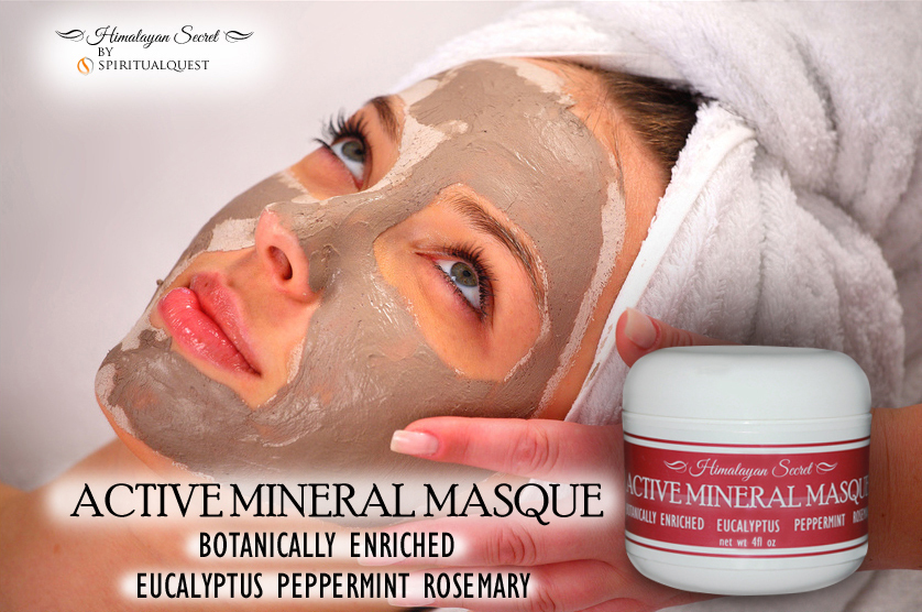 Himalayan Secret Active Masque
