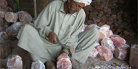 Where does Himalayan Salt come from?