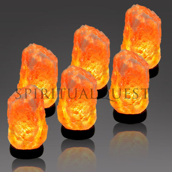 Small Himalayan Salt Lamps : USB Salt Lamp (Wholesale)