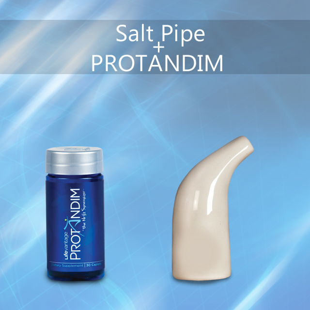 Protandim and Salt Pipe package deal