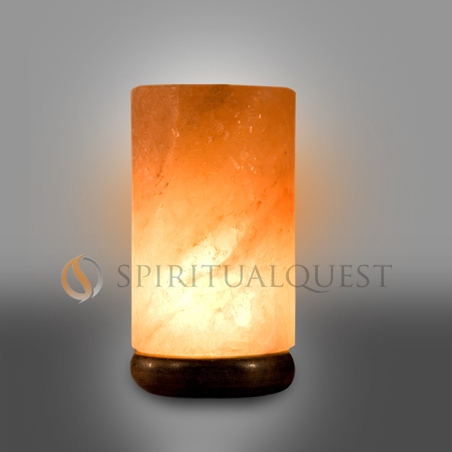 "Pizaz Pillar Salt Lights (7-10 lbs 7-8"" tall)"