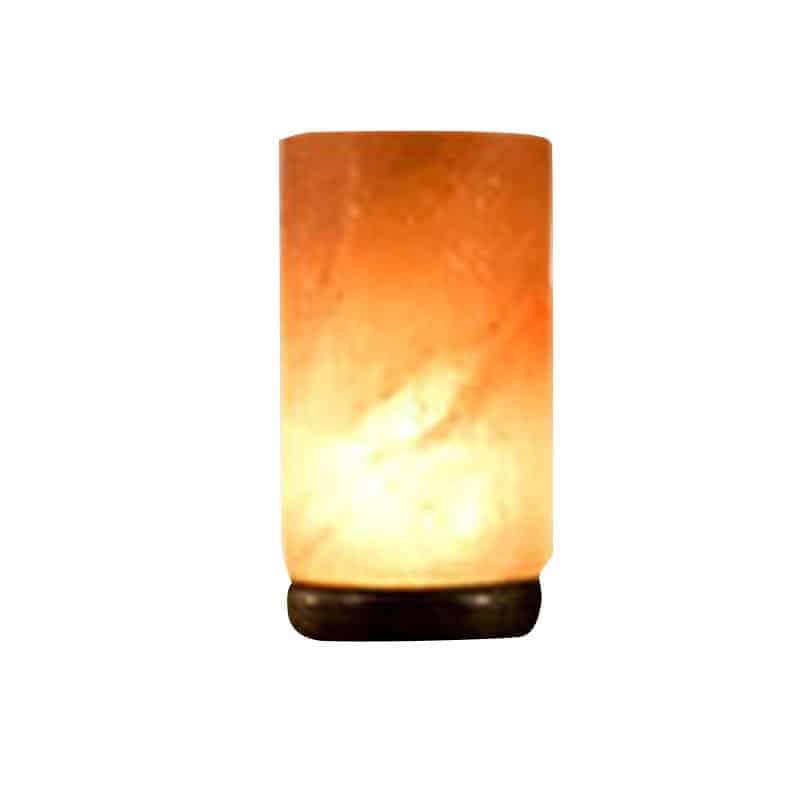 pillar salt lamp himalayan salt