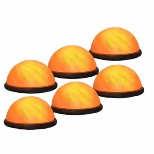buddha half domes 15-18 lbs