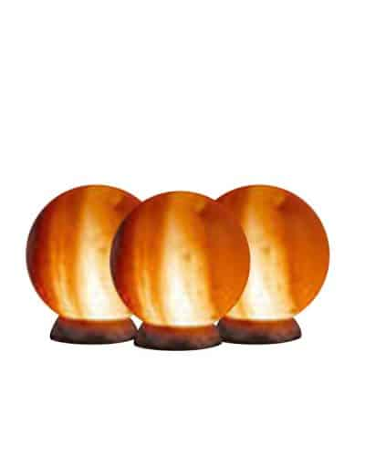 three salt lamp balls the sphere value pack