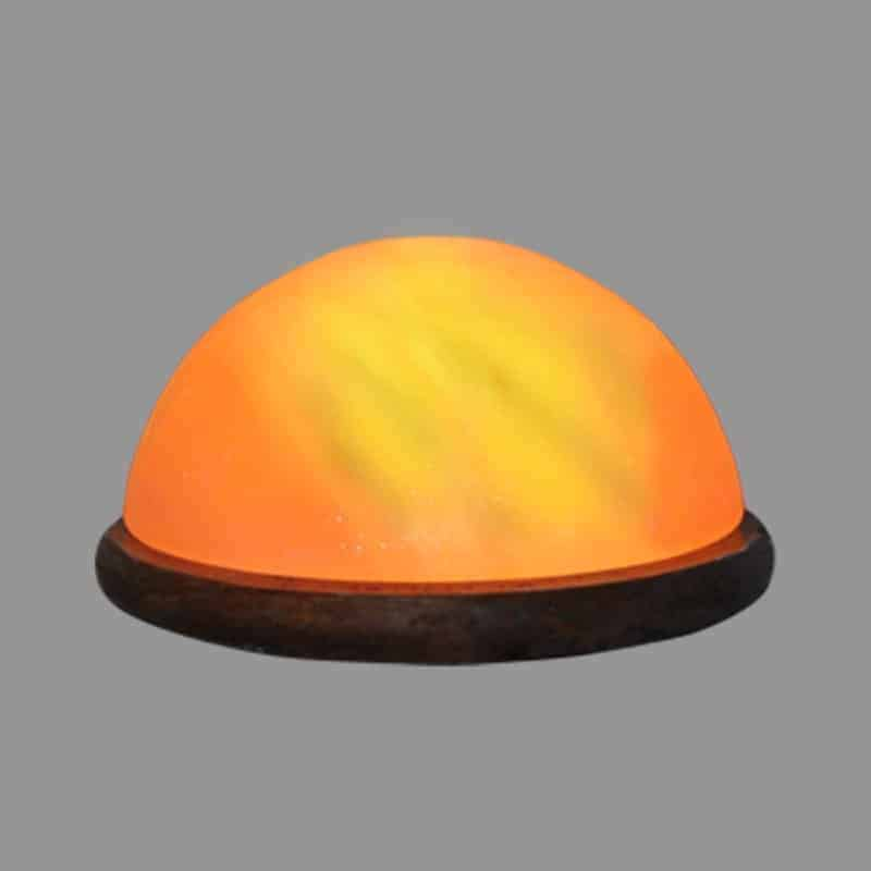 buddha foot dome detox lamp Himalayan