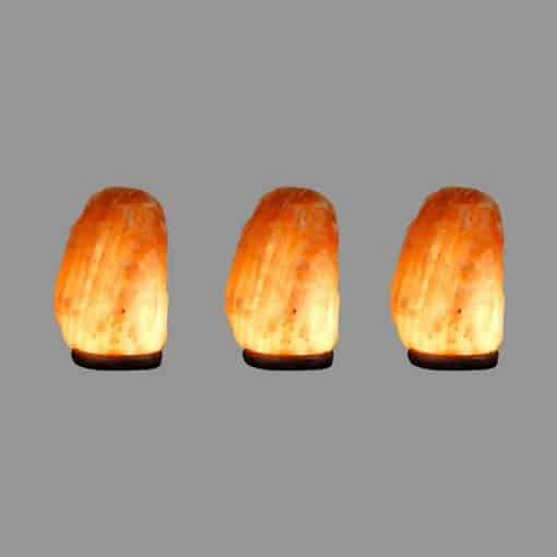 xl value pack Himalayan salt lamps 11-14 lbs