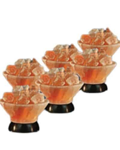 6 pack himalayan salt bowls abundance bowl