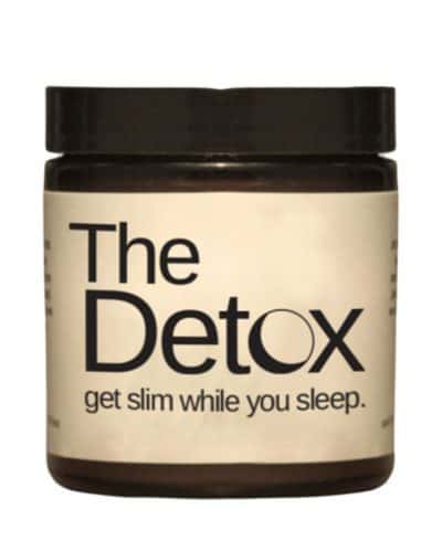the detox cream get slim while you sleep