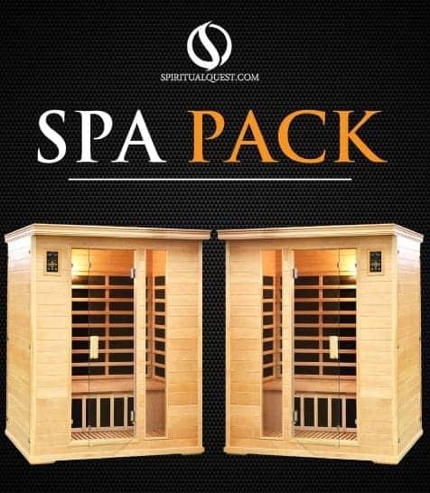 himalayan salt cave sauna