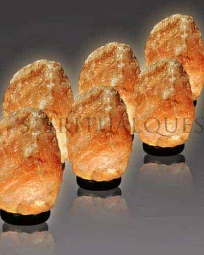 Large Salt Lamp (9-10 lbs)