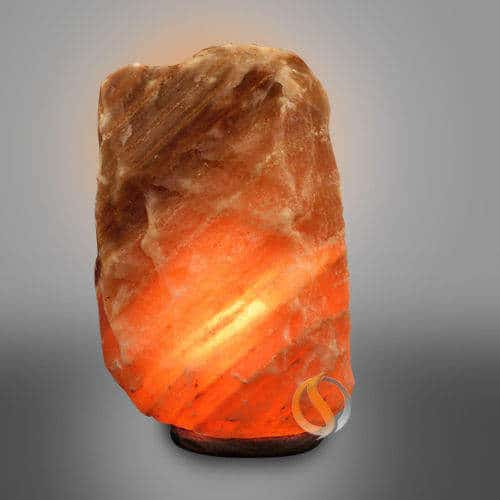 Mountain Salt Lamp (45-65 lbs)
