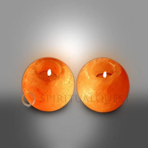 Himalayan Tea Lights Apple Shaped (2)