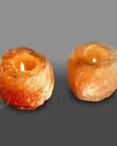 Himalayan Tea Lights - Natural Medium (2)