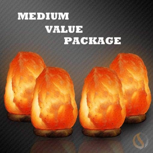 4 Medium lamps 4.5-7 lbs With Free Shipping