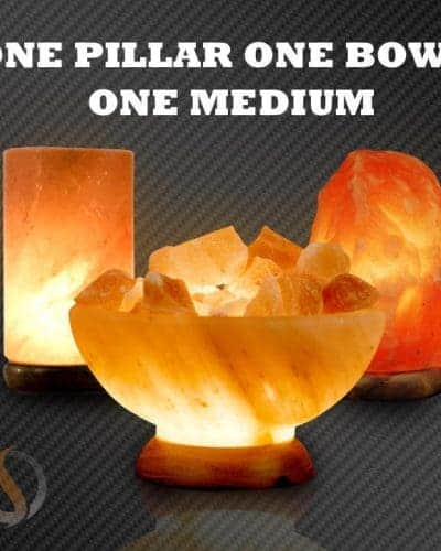 One Pillar, One Bowl get One Medium Free !