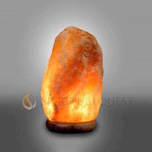"""Pulsar Large Himalayan Salt lamp  8-10"""" 9-10lbs"""