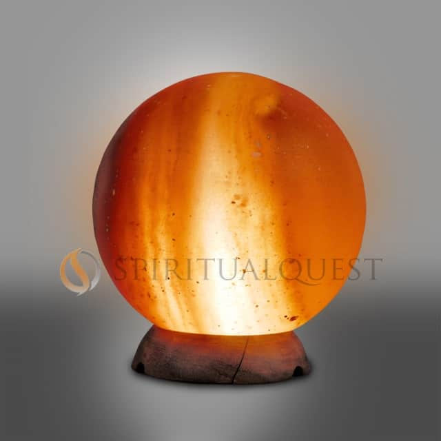 Salt Lamp Sphere