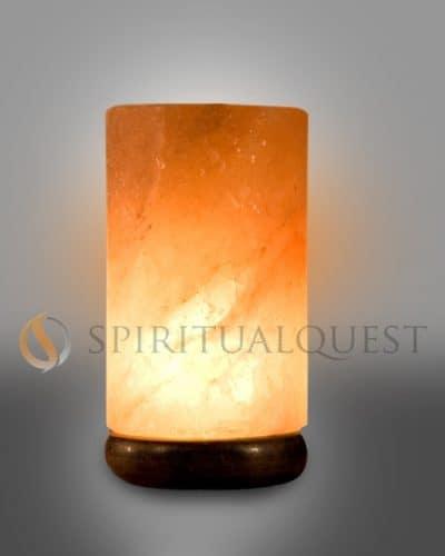 """Pizaz Pillar Salt Lights (7-10 lbs 7-8"""" tall)"""
