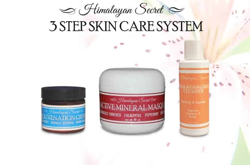 Himalayan Secret - 3-Step System!