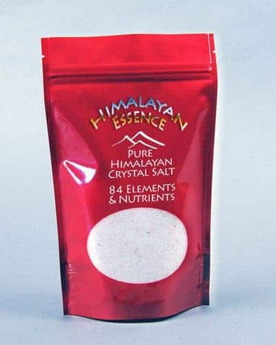 Gourmet Himalayan Essence Table Salt