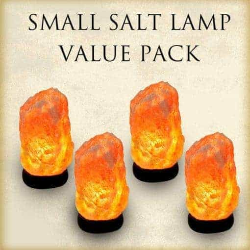 4 Super Nova Small Lamps 4-5 lbs includes free shipping