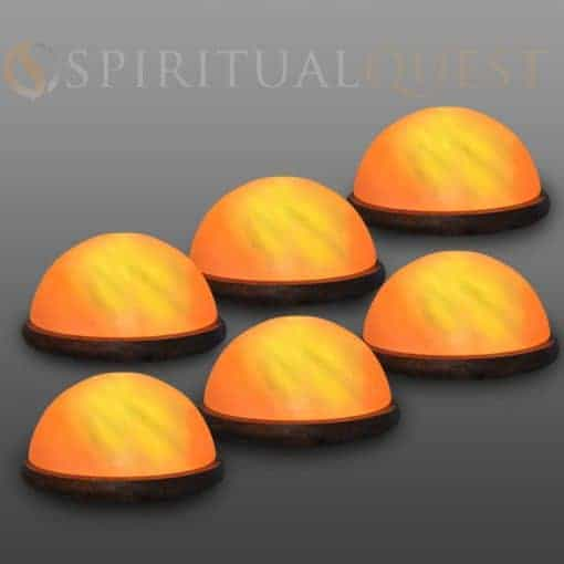 Buddha Half Dome Foot Detox Lamp (massive 15-18 lbs) - Wholesale