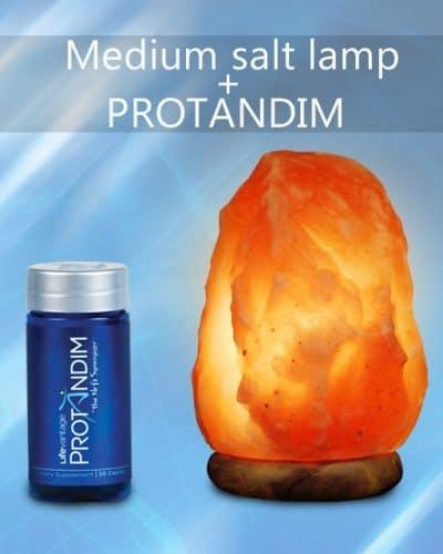Protandim® and Medium  Salt Lamp Wellness Pack