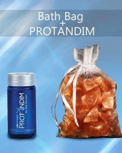 Protandim® W Himalayan Bath Salts detox system