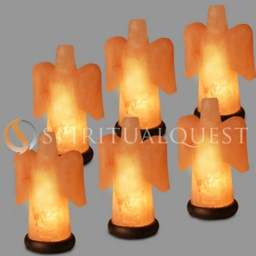 Angel Salt Lamps - Limited Time Only min 6