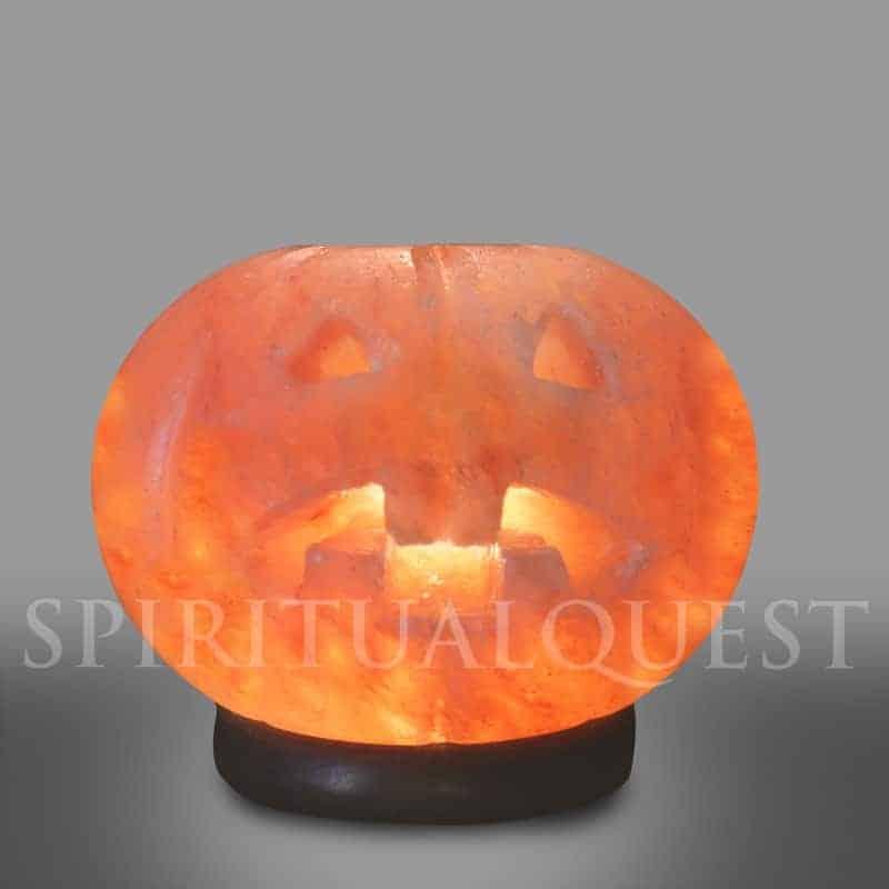 Pumpkin Salt Lamp Himalayansalt Lamps 6 7 Lbs