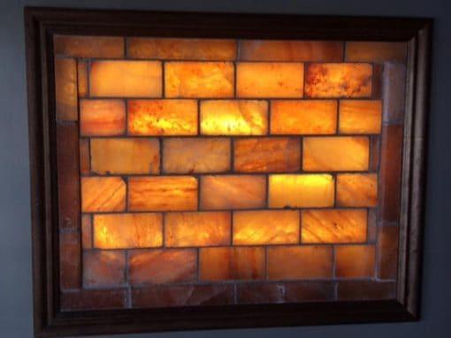 Custom Salt Walls - Per Himalayan Salt Brick or Plate est.