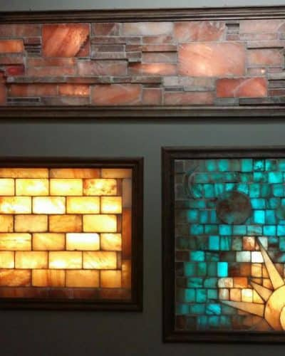 Custom Salt Walls - Per Himalayan Salt Brick or Plate est.