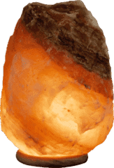giant salt lamp