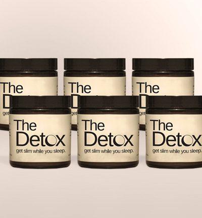 Himalayan Secret Fat Topical Detox Formula - Wholesale 6-Pack