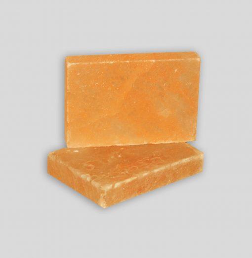3 lbs. 4x6x1 - Himalayan Salt Brick