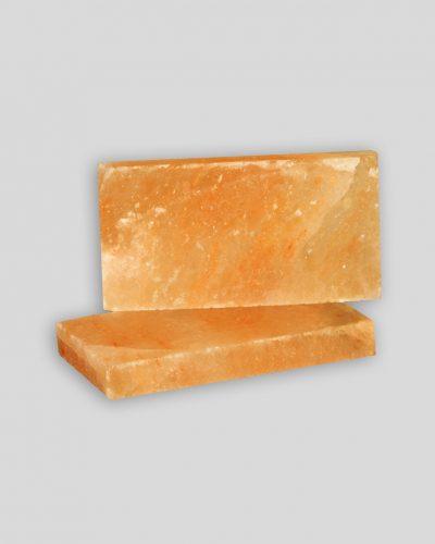4 lbs. 4x8x1 - Himalayan Salt Brick