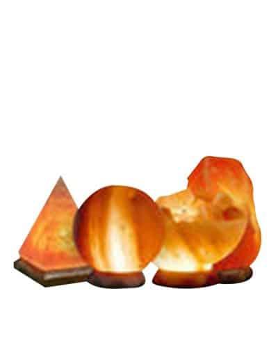 pyramid sphere abundance bowl and medium lamp value pack