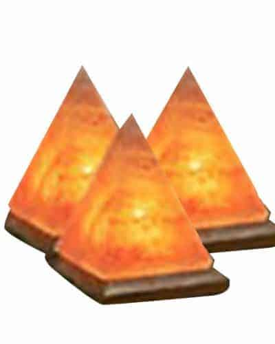 salt lamp pyramid value pack