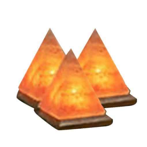 salt lamp pyramid value pack