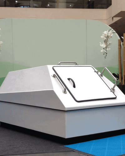 Float Tank Sensory Deprivation Chamber by Spiritualquest