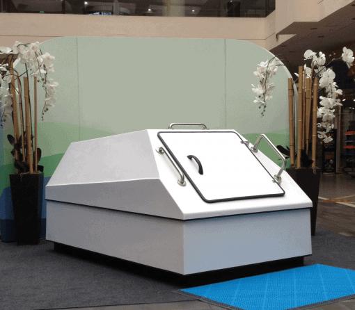 Float Tank Sensory Deprivation Chamber by Spiritualquest