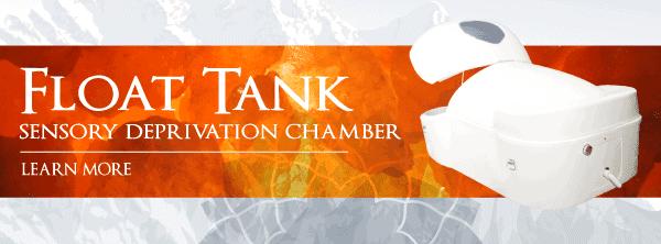 float tank banner