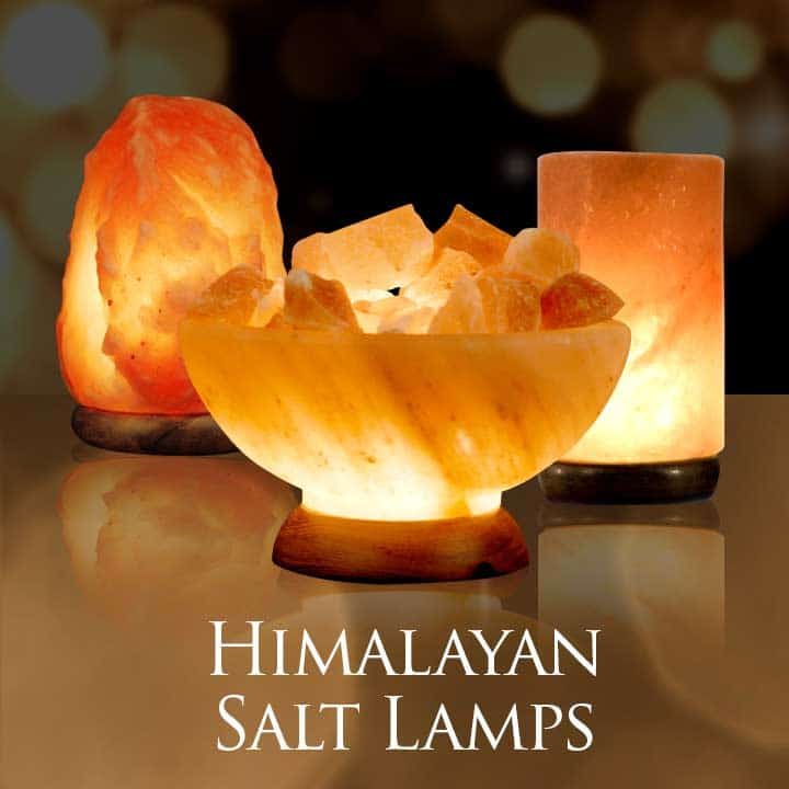 Salt Lamp Collection